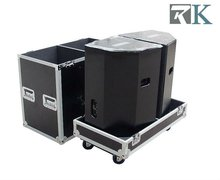 Travel Cases for Pro Speaker/Case for 2 JBL EON 15G2 Speakers