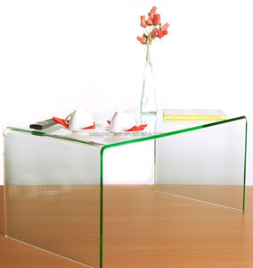 Professional manufacturer customized acrylic computer table/acrylic coffe table