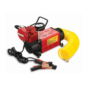 Heavy Duty 12V Mini Portable Emergency Tire Inflator Car Air Compressor Car Tyre Inflator