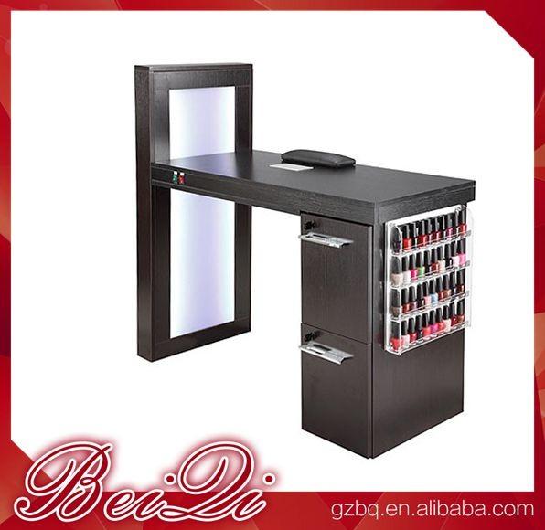 Beiqi 2016 wholesale manicure set beauty salon equipment for Used salon stations for sale
