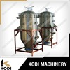 KODI XY-A Model Stainless Steel High Press Clay Separation Vertical Pressure Leaf Filter