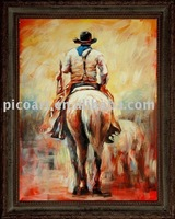 western paintings western art oil painting on canvas