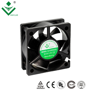High Performance 5020 50mm Plastic Axial Inverter Cooling Fan 3V 5V 12V 24V 36V 48V