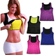 Women's Hot Sweat Slimming Neoprene Shirt Vest No Zipper Body Shapers For Weight Loss