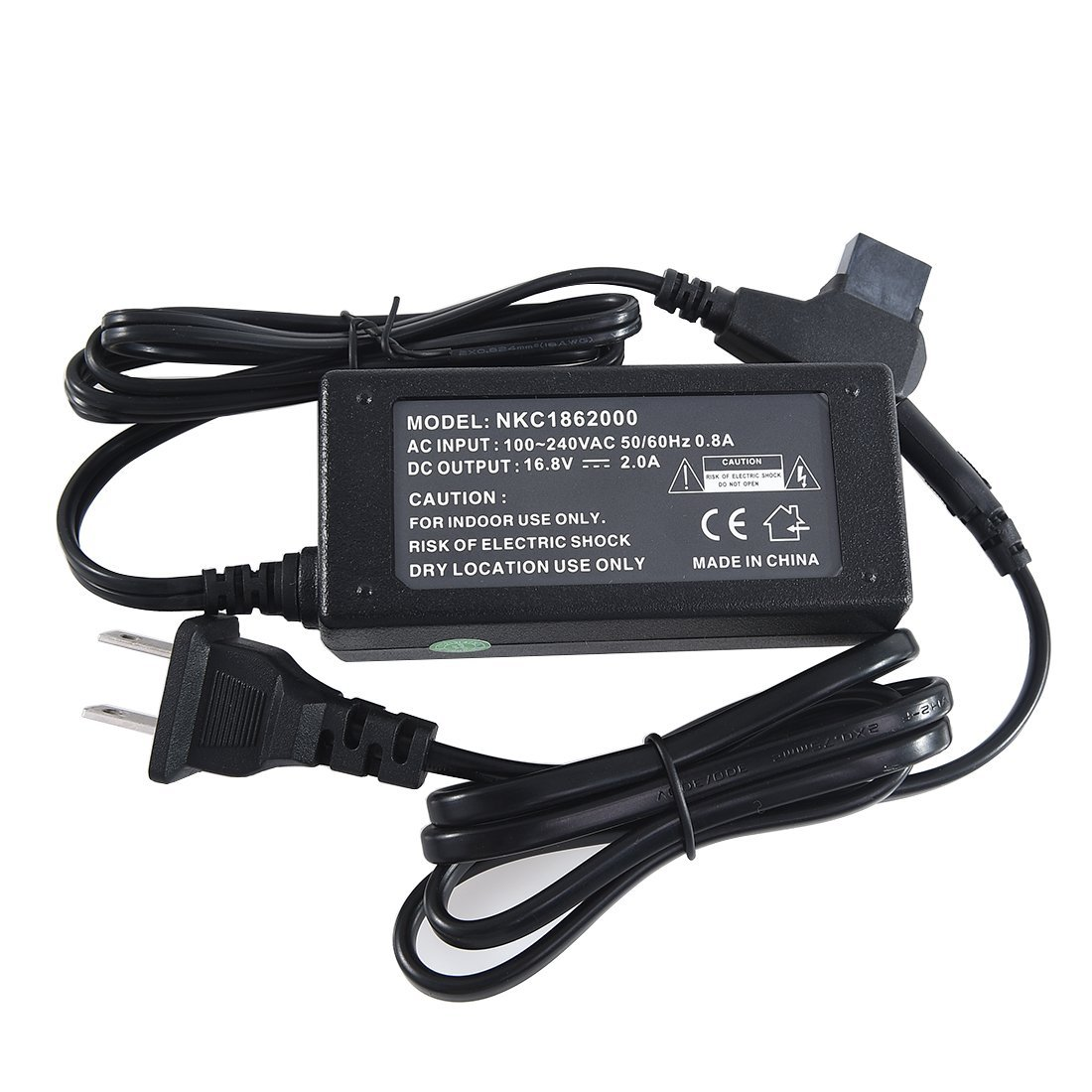 DSTE NKC1682000 Replacement Charger for Sony BP-95W BP-150W AN150W V Mount V Lock Battery,Professional Video Camcorders HDW-800P PDW-850 DSR-650P PDW-680 HDW-F900R HDW-800P PMW-F55 PMW-F5