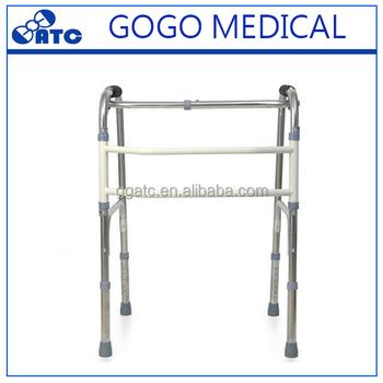 Pieghevole In Alluminio Regolabile Camminare Camminatore Aiuti Per
