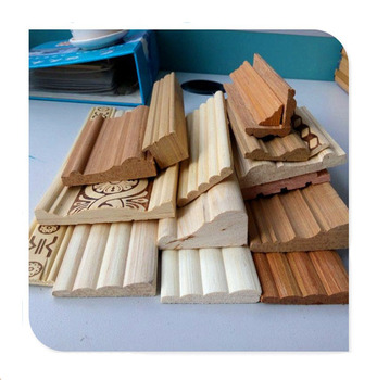 Wooden Moulding Profile Primed Wood Baseboard Quarter Round Shoe Molding  Company - Buy Primed Wood Baseboard Quarter Round Shoe Molding,Wooden
