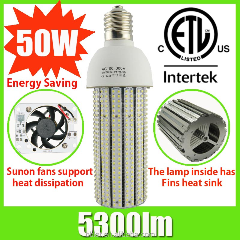 Bbier High Quality E26 Led Lamp 50w Led Corn Type Bulb Green Led ...
