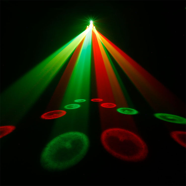 24Pcsx3W RGBW LED Derby Matrix Beam Lighting For Disco Night Club