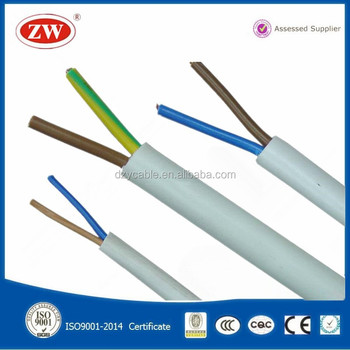 Stocks Of Different Types Electric Cable With Fast Delivery
