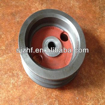 Deutz 413 Engine Spare Parts Air Brake Compressor Belt Pulley ...