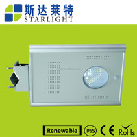 Easy installation all in one 15w LiFePO4 Battery aluminum body 12v livarno lux led