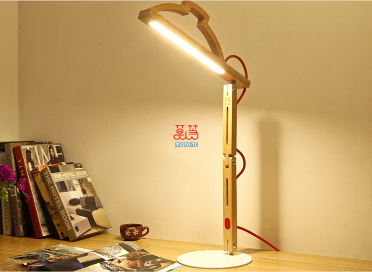 Hot New Products 2016 Bow Shade Type Wooden Table Lamp Arc Floor ...