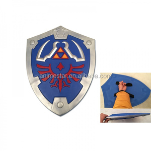 The Legend Of Zelda PU Foam Sword , Cosplay Shield