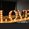 Large LED Channel Letter for Wedding and Home Decorative