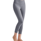 Best Selling Body Shaper Weight Loss Slimming Neoprene Plain Sweat Pants Women