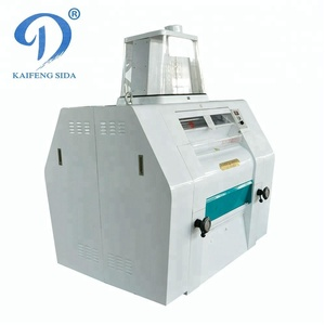 FAST DELIVERY INDIAN CORN FLOUR MILLING MACHINE