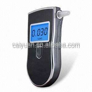 Fit alcohol breath tester police alcohol detector semiconductor alcohol sensor