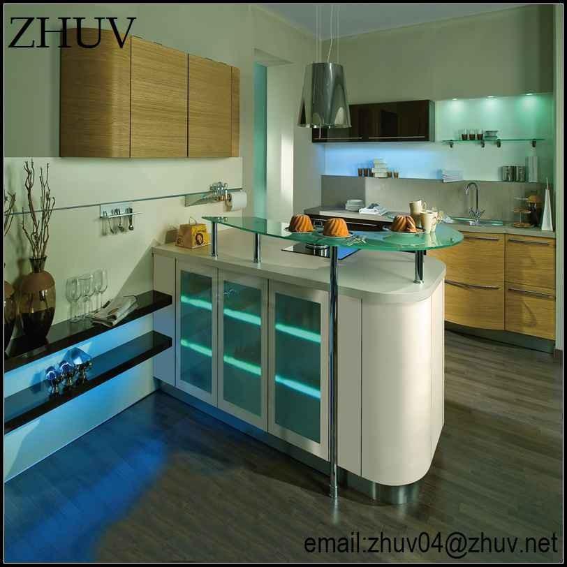 Nouveau modèle en bois armoires de cuisine, meubles de cuisine ...