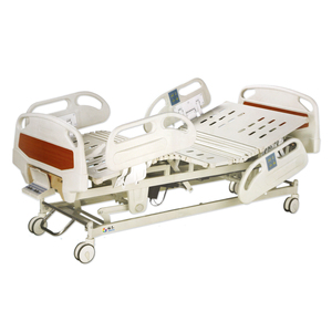 ICU health care 5 functions electrical medical bed hospital bed