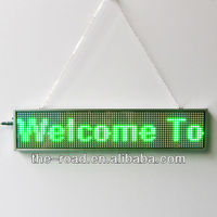 Best Selling Product 2014 Plastic Led Display Panel