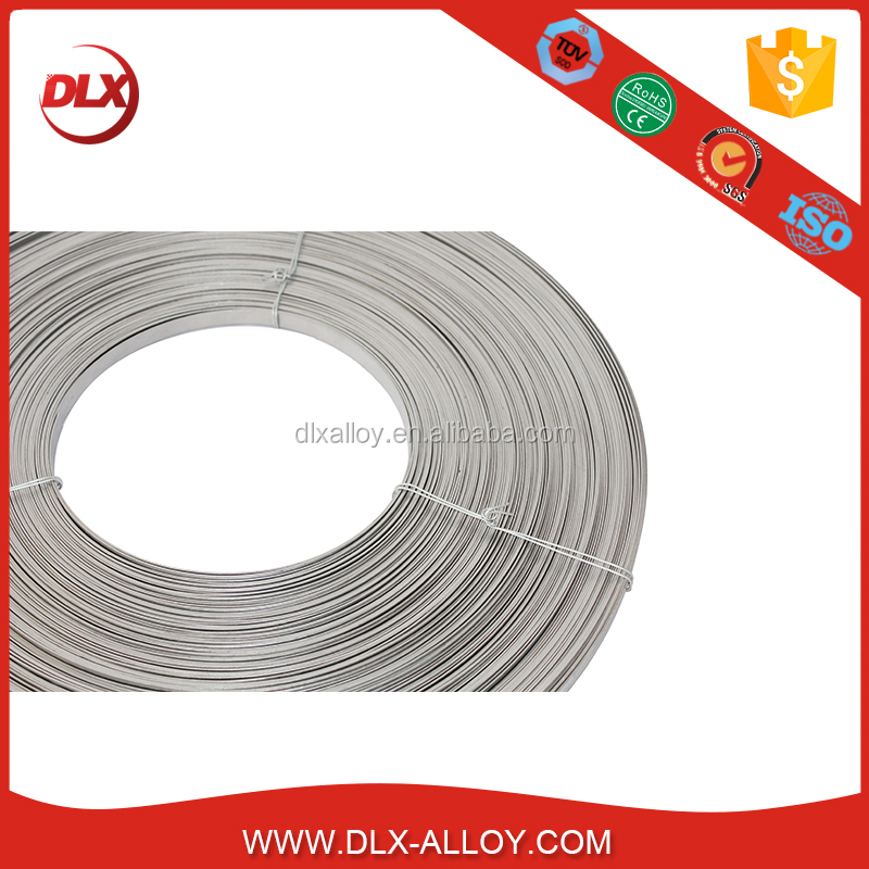 High Resistivity Inconel 625 Strip Coil