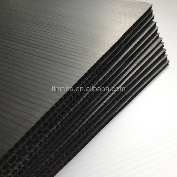 Black Blue White Corrugated Plastic Sheets 4x8 Buy