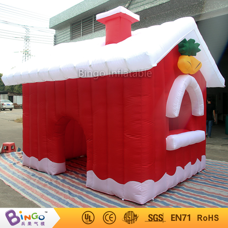 portable inflatable <strong>Christmas</strong> cabin for <strong>Christmas</strong> with high quality