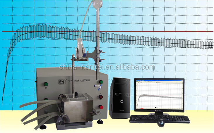 Lab wheat flour quality test analyzer e-farinograph