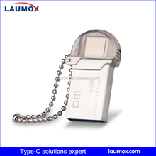 In stock!! Laumox best selling usb 3.0 type c usb otg flash drive with custom logo