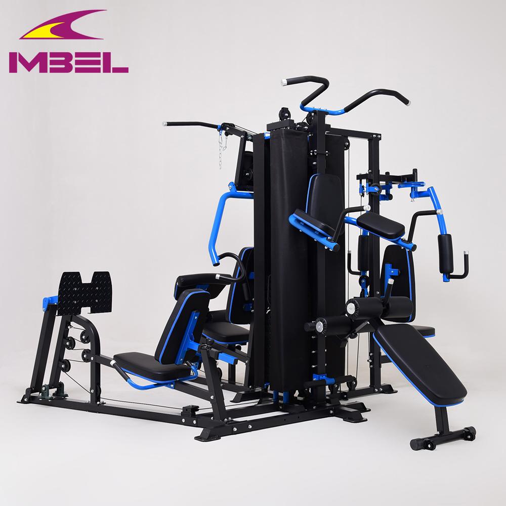 Mt18504 New Fitness Equipment Gym Equipment 4 Station Home Gym - Buy Home Gym,Fitness Equipment ...