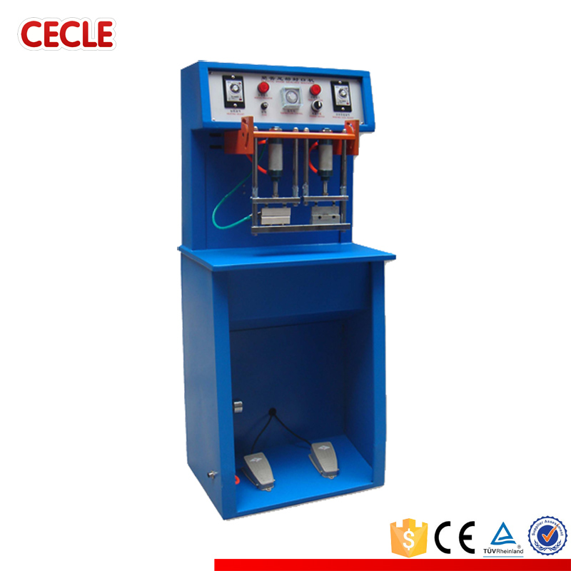TS-80 manual plastic tube sealing machine