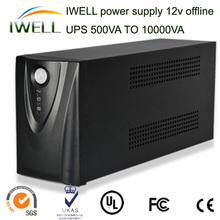 IWELL BSD series 650VA with micro controller power supply 12v offline UPS