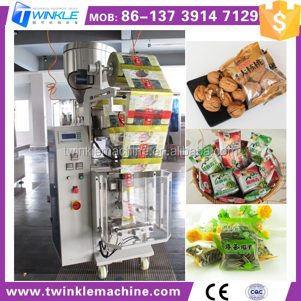 TKA211 PRESERVED FRUIT SMALL BAG PACKING MACHINE