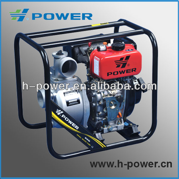 Diesel engine water pump 3'pump HP80D