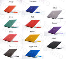 "Rubber Skin Case Cover For New Macbook Pro 13.3"" 13"" Retina Screen Display,For Macbook Pro Case Wholesale"