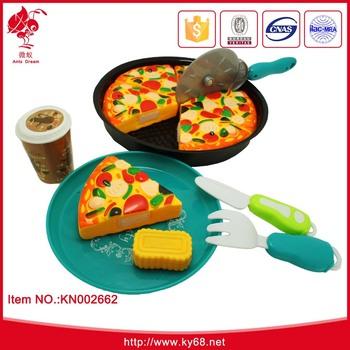 Awesome Cuttable Pizza Pretende Jugar Juegos De Cocina Juguetes Juegos Para Niñas