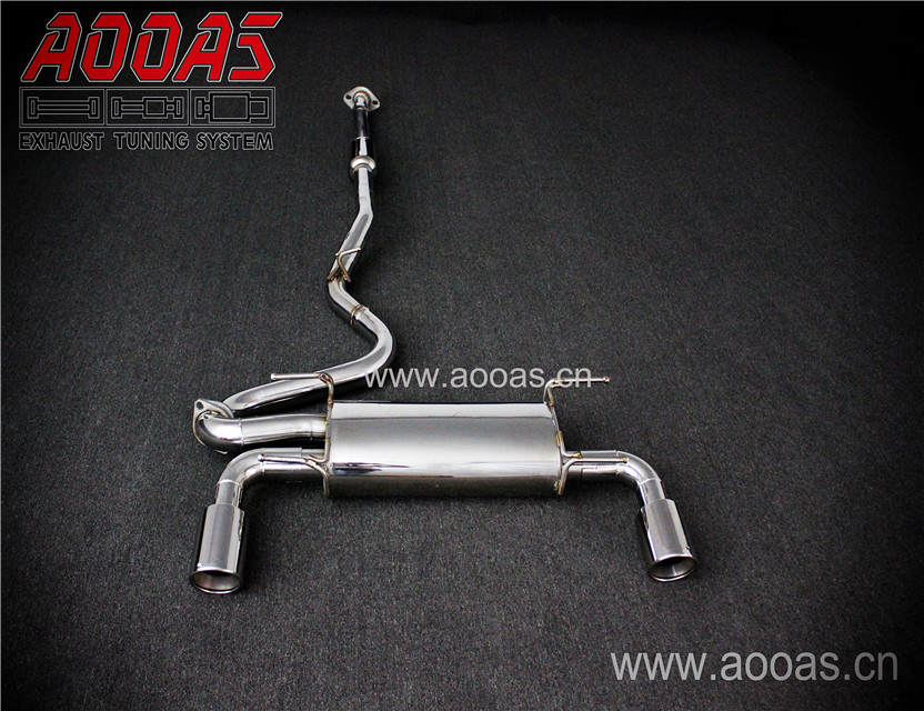 Car Racing Exhaust System Parts For Car Ft 86 - Buy Car Racing Exhaust,Car  Racing Exhaust System,Car Racing Exhaust System Parts Product on