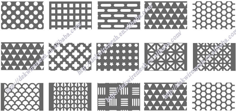 decorative perforated stainless steel sheet metal - Decorative Sheet Metal