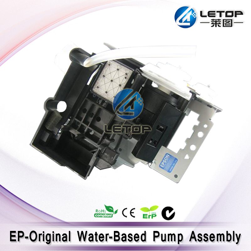 Hot sales original inkjet printer mimaki mutoh printhead pump assembly for mutoh rj900x printer.original water pump assembly