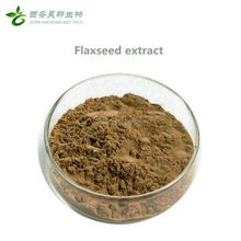 Factory Standard Plant Extract Powder Flaxseed Oil