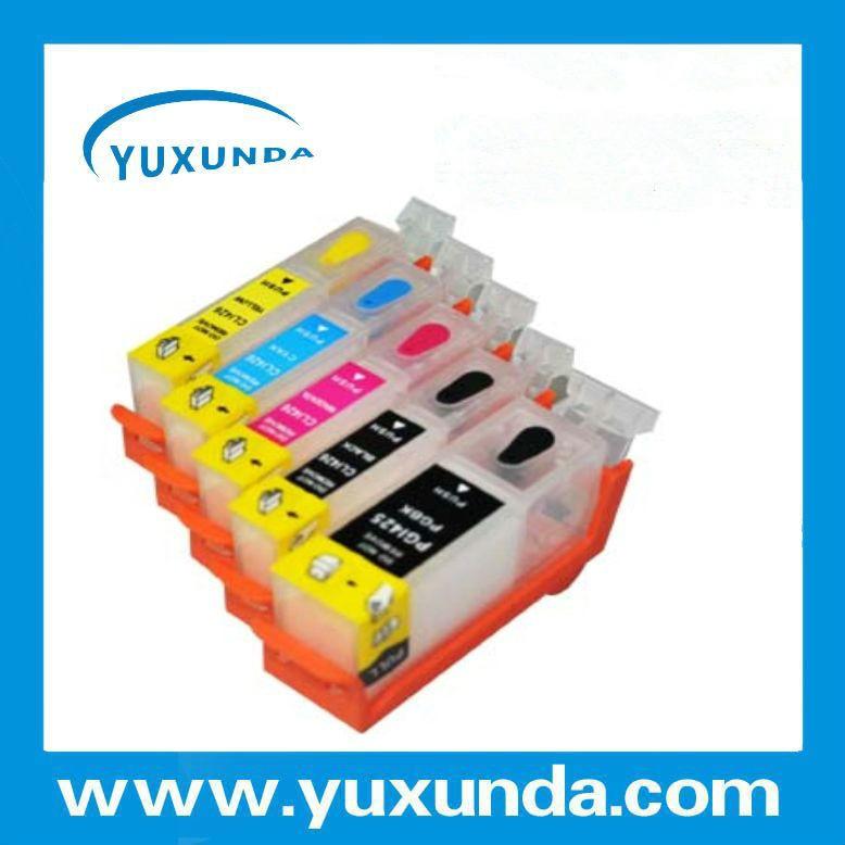 Pgi 570 571 Refillable Ink Cartridge For Canon Pixma Mg7750 Mg7751 ...