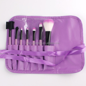 china manufactures 7pcs beauty makeup brushes set private label kits new hand cosmetic brush tools