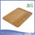 6 Part Entertainment Set for Appetizer and Breakfast Bamboo Wood Plate
