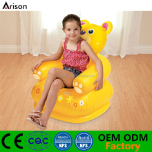 <span class=keywords><strong>OEM</strong></span> personalizado PVC inflable oso sofá animal inflable silla para silla