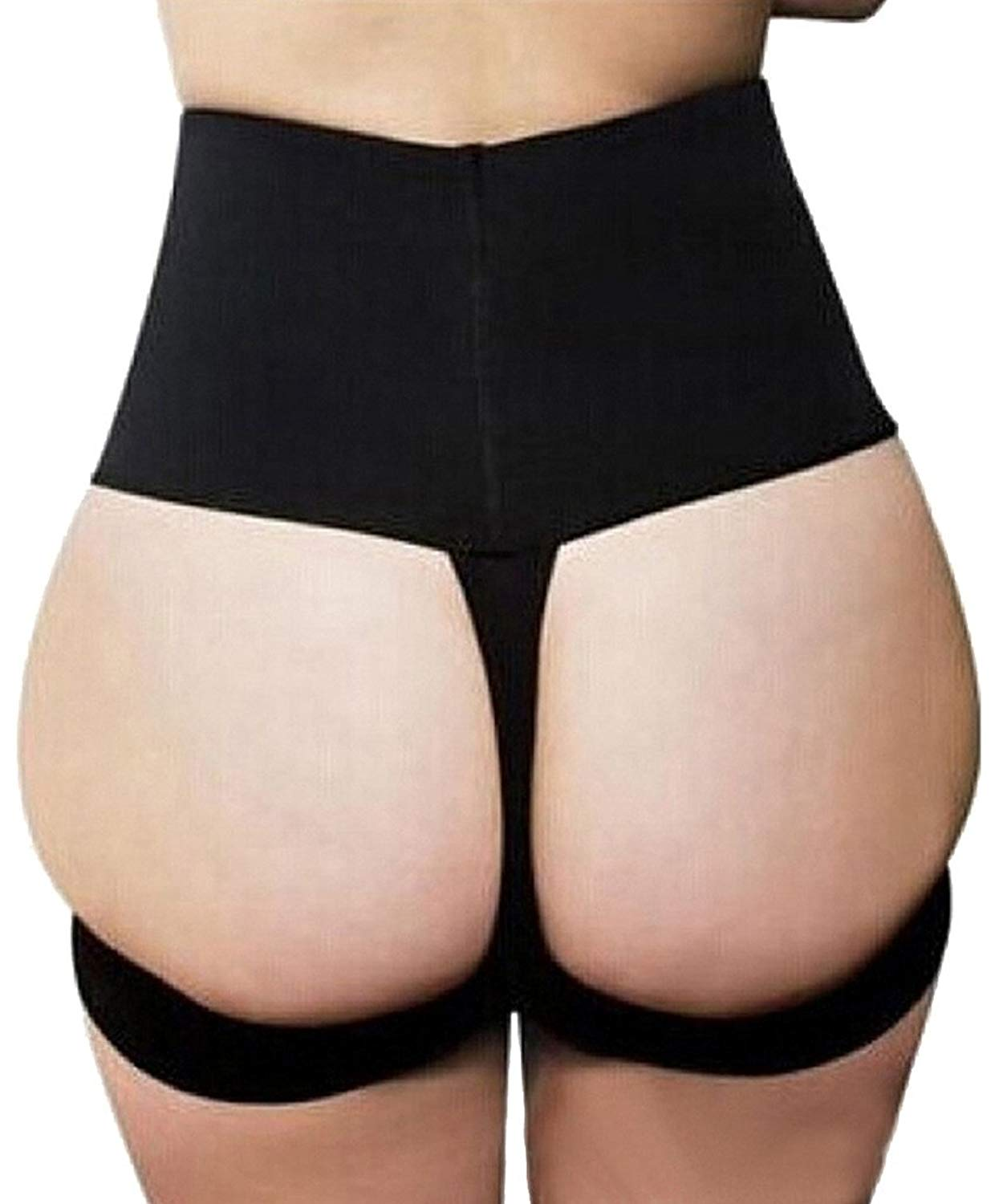 bddbc0852a807 Get Quotations · FUT Women Shapewear Butt Lifter Waist Cincher Boy Short Tummy  Control Panty