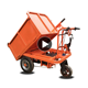 Good quality electric storage cargo hand transport power farm utility garden cart