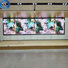 High quality and definition large full color indoor advertising led display screen price