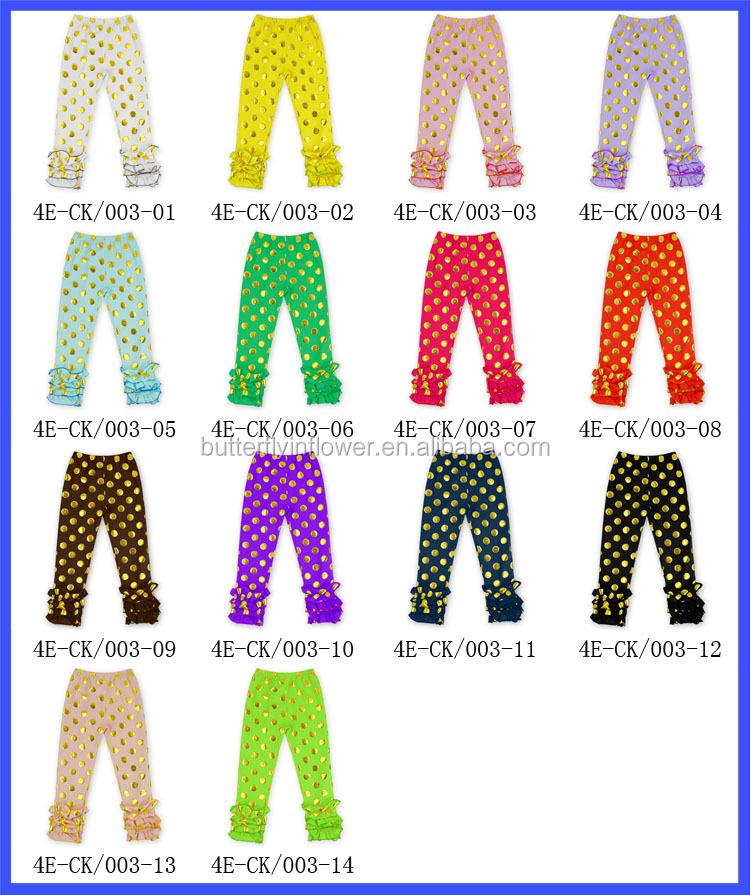 b236e2f4e Wholesale Baby Leggings Ruffle Girl Leggings Girls Icing Ruffle Leggings  Baby Girl Clothes