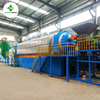 Popular model hot sale 30 tons capacity per day/ continuous waste tire pyrolysis machine with 45~55% oil output